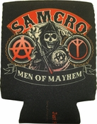 Sons of Anarchy SAMCRO Can Holder