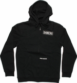 Sons of Anarchy SAMCRO Reaper Hoodie