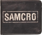 Sons of Anarchy SAMCRO Wallet