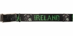 Sons of Anarchy SOA Ireland Chrome Mesh Belt