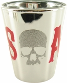 Sons of Anarchy SOA Skull Shot Glass