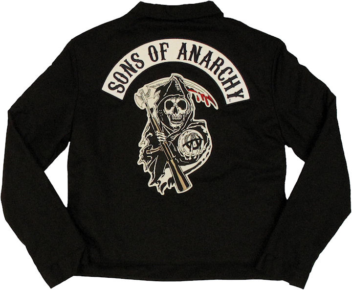 Sons of anarchy womens jacket