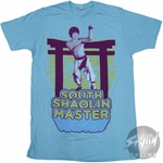 South Shaolin Master Torii T-Shirt Sheer