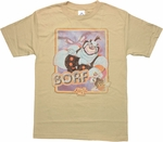 Space Ace Borf T Shirt