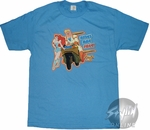 Space Ace Rides T-Shirt