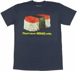 SPAM Rolls T Shirt Sheer