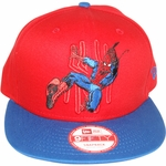 Spiderman Action Logo Hat
