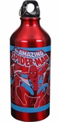 Spiderman Amazing Comic Panels Water Bottle