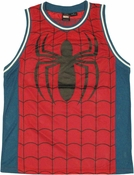 Spiderman Basketball Jersey