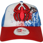 Spiderman Boom Hat