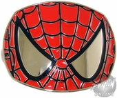 Spiderman Face Buckle