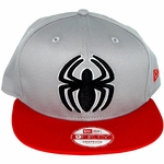 Spiderman Classic Gray Hat