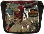 Spiderman Comic Messenger Bag