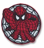 Spiderman Crawling  Patch
