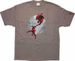 Spiderman Daredevil City T-Shirt