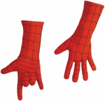 Spiderman Deluxe Costume Gloves