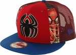 Spiderman Dye Slice Mesh 9FIFTY Hat