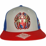 Spiderman Dyed Logo Hat