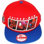 Spiderman Evolution Hat