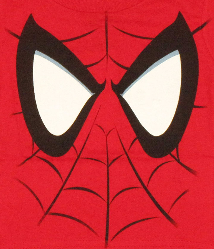 Spiderman face logo - photo#20