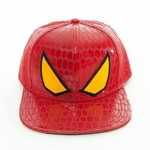 Spiderman Glossy Eyes Hat