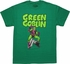 Spiderman Green Goblin Glider T Shirt