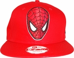 Spiderman Head Hat