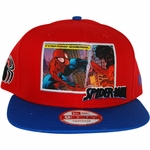 Spiderman Intro Panel Hat