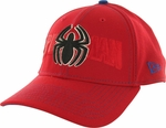 Spiderman Logo Stack 39THIRTY Hat