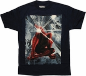 Spiderman Marvel 75th Special Edition Alex Ross T Shirt