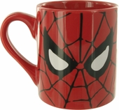 Spiderman Mask Red Mug