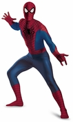 Spiderman Movie Adult Bodysuit Costume
