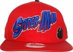 Spiderman Name Hat