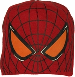 Spiderman Orange Eyes Beanie