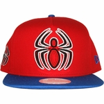 Spiderman Outline Logo Hat