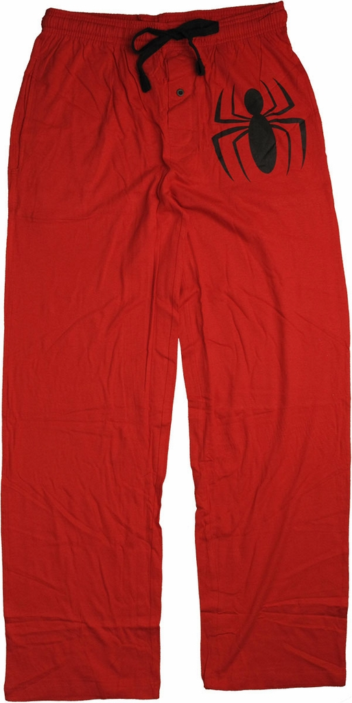 Spiderman Pajama Pants