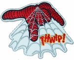 Spiderman Patches
