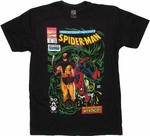 Spiderman Perception Cover T Shirt