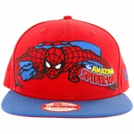 Spiderman Portrait Hat