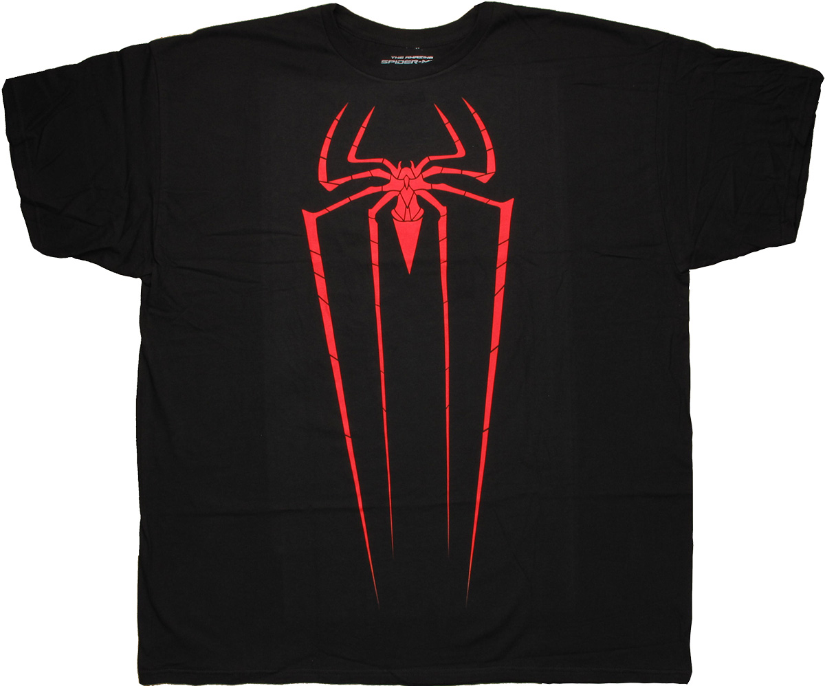 Find great deals on eBay for black spiderman t shirt. Shop with confidence. Skip to main content. eBay: Shop by category. Venom Shirt - Black Costume Spider-Man - Marvel - New with Tags - Licensed - SM. Brand New. $ Time left 1h 10m left. 0 bids. or Best Offer +$ shipping.
