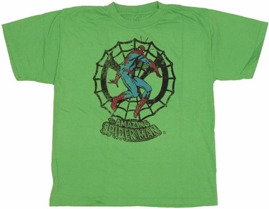 Spiderman Sense Youth T Shirt