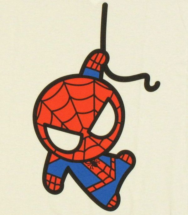 essay on cartoon character spiderman