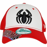 Spiderman Visor Print Hat