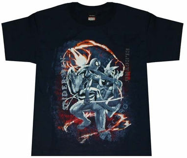 Spiderman Vs Electro Youth T-Shirt