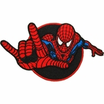 Spiderman Web Shoot Patch