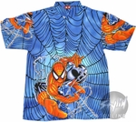 Spiderman Web Shoot Youth Club Shirt