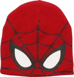 Spiderman White Eyes Beanie
