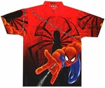 Spiderman Youth Club Shirt