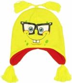Spongebob Squarepants Face Youth Beanie