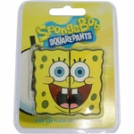 Spongebob Squarepants Flash Drive Keychain